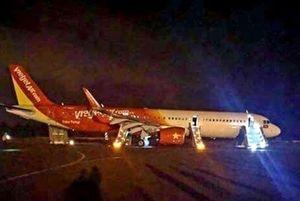 Thông tin mới về vụ máy bay Vietjet gặp sự cố kỹ thuật
