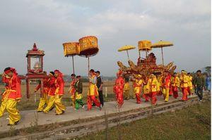 Lễ hội đền thờ vua Lê Thái Tổ (Hoành Bồ) sẽ tổ chức vào ngày 21/12