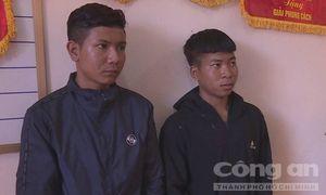 Nhậu xong nhóm thiếu niên ra đường đánh chết người