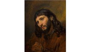 Bức tranh có dấu vân tay của họa sĩ