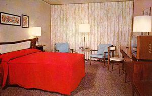 Ảnh độc về khách sạn tình yêu ở Mỹ thập niên 1960
