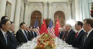 Mỹ-Trung đạt thỏa thuận ngừng leo thang chiến tranh thương mại