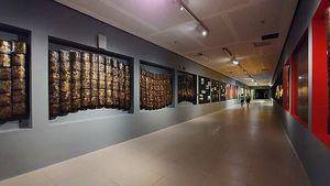 Hé mở 'bảo tàng nghệ thuật' dưới hầm nhà Quốc Hội