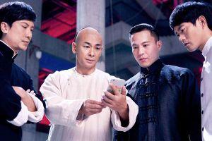 Trung Quốc làm phim xuyên không về Diệp Vấn