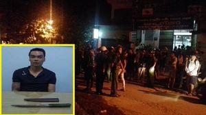 Bắt nghi phạm đâm chết thanh niên giữa phố ở Kon Tum