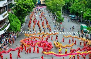 Hàng loạt sự kiện được tổ chức trong tháng 12 tại phố đi bộ hồ Hoàn Kiếm