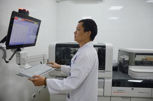 Ứng dụng CNTT trong y tế