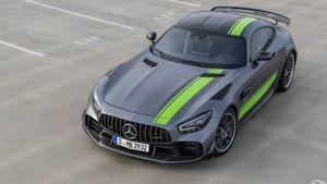 Mercedes-AMG ra mắt AMG GT R Pro tại Los Angeles Auto Show 2018