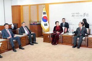 Hàn Quốc luôn là đối tác thương mại hàng đầu của Việt Nam