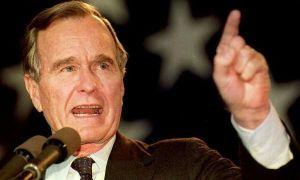 Cựu tổng thống Bush 'cha' qua đời: Quốc tang trên khắp nước Mỹ vào ngày 5/12