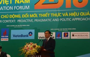 Việt Nam tăng cường hội nhập kinh tế quốc tế trong tình hình mới