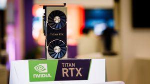 NVIDIA giới thiệu 'Vị Thần' của kiến trúc Turing - Titan RTX