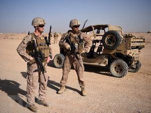 Số quân nhân Mỹ thiệt mạng tại Afghanistan vượt quá 2.400 người