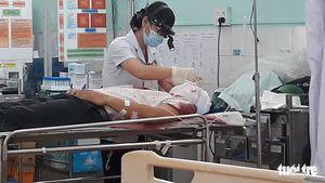 Vụ phó chủ tịch HĐND phường bị bắn tại trụ sở: Nhiều uẩn khúc