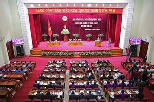 Ngày 5/12: Khai mạc Kỳ họp thứ 9 HĐND tỉnh Quảng Ninh khóa XIII