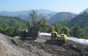 Nghệ An: Hiện hữu tái ô nhiễm môi trường từ khai thác quặng thiếc