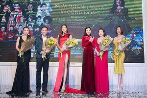 Đêm Gala thiện nguyện đầy ý nghĩa của cuộc thi MR & MS International Business