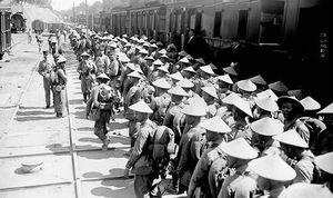 Những binh sĩ Đông Dương bị Pháp đẩy sang chiến trường châu Âu