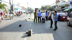 Tai nạn giao thông trên Quốc lộ 91, 2 người tử vong
