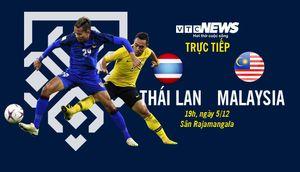 Trực tiếp Thái Lan vs Malaysia: Adisak đá hỏng 11m, Thái Lan thành cựu vương