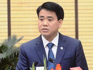 Danh sách 36 người được HĐND TP Hà Nội lấy phiếu tín nhiệm