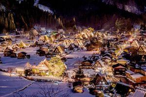 Hành trình thưởng ngoạn mùa đông không thể bỏ qua những địa điểm đẹp tựa thiên đường này được