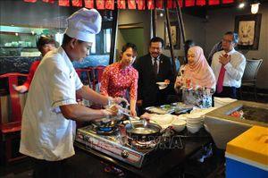 Mang nét văn hóa và ẩm thực đặc sắc Việt đến với bè bạn Nam Phi