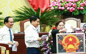 Chủ tịch HĐND Hà Nội đạt số phiếu 'tín nhiệm cao' nhiều nhất