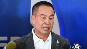 Chủ tịch Somyot nói Thái Lan bị loại là 'vẻ đẹp của bóng đá'