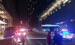 Trụ sở CNN ở New York bị đe dọa đánh bom trong đêm