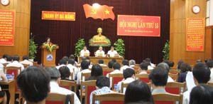 Nguyên Giám đốc Công an TP. Đà Nẵng bị kỷ luật