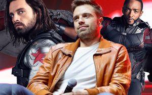 Sebastian Stan úp mở dự án phim truyền hình riêng về Chiến binh mùa đông và Falcon của Disney+