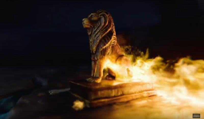 Vì sao teaser đầu tiên của 'Game of Thrones 8″ lại mang tên 'Dragonstone'?