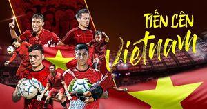 Sao Việt gửi lời chúc và nhắn nhủ đến đội tuyển Việt Nam trước trận chung kết đấu với Malaysia