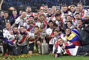 Copa Libertadores: Hạ kình địch Boca Juniors, River Plate lên ngôi