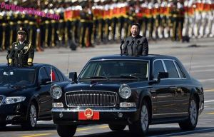 Giải mã cơn sốt xe sang Hồng Kỳ tại Trung Quốc