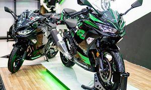 Kawasaki Ninja 400 ABS đặc biệt giá 159 triệu ở Sài Gòn