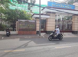 Phó Hiệu trưởng Trường Nguyễn Hiền đã hết nhiệm kỳ cả năm vẫn giữ chức
