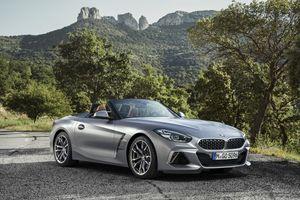 BMW Z4 Roadster 2020 rò rỉ giá bán từ 65.000 USD tại Mỹ