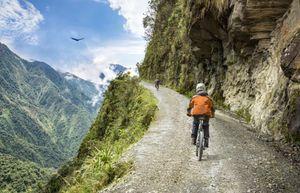 15 điểm du lịch hấp dẫn nhưng nguy hiểm chết người trên thế giới