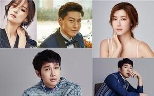 Ji Hyun Woo, Park Han Byul, Ryu Soo Young và Wang Bit Na hợp tác cùng nhau trong phim mới của MBC