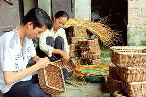 Tháo gỡ khó khăn cho các làng nghề