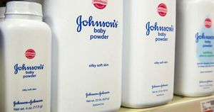 'Bóng ma' amiăng ám Johnson & Johnson
