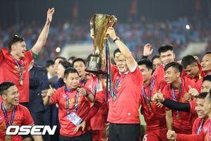 Dân mạng Hàn Quốc 'sốt xình xịch' vì Việt Nam vô địch AFF Cup 2018