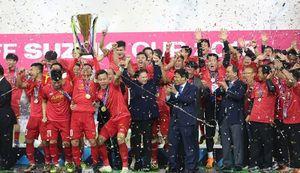 Người dân Hàn Quốc sôi sục vì chiến thắng của đội tuyển Việt Nam