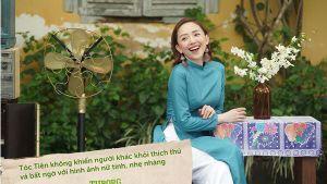 Tóc Tiên xinh đẹp và nữ tính bất ngờ trong MV mới