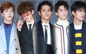 Style China 2018: 'Bấn loạn' trước dàn trai trẻ Thái Từ Khôn - Ngỗ Lỗi, Phạm Thừa Thừa và Kim Samuel