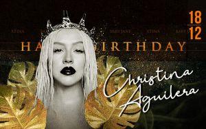 Khi Christina Aguilera của tôi bước sang bên kia sườn dốc