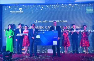 Ưu đãi hoàn tiền không giới hạn với các đặc quyền vượt trội với Vietcombank