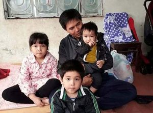 Trường iSchool Quảng Trị: Hỗ trợ gia đình bị nước lũ cuốn hôm 8/12
